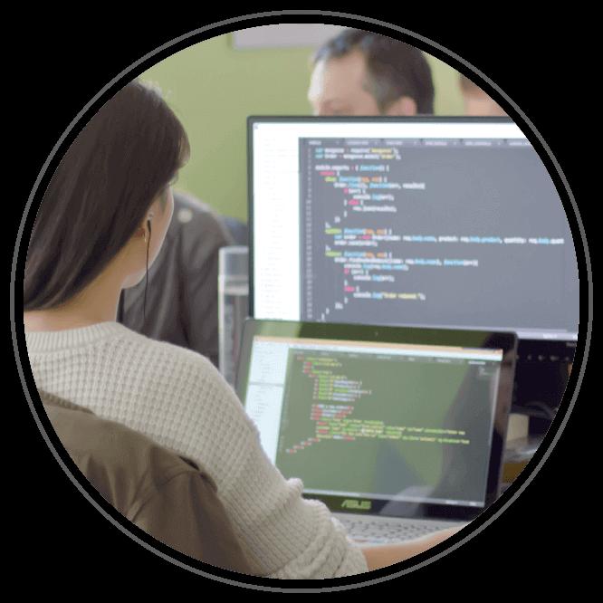 female-software-developer
